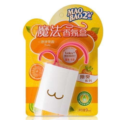 魔法香氛盒-除臭系列9ml(澄淨果露)-效期到2019/04