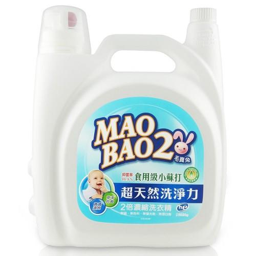 超天然小蘇打植物2倍濃縮洗衣精5020g