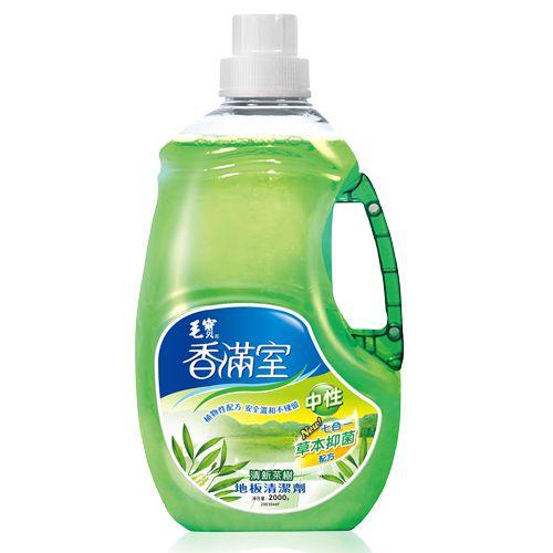【香滿室】中性地板清潔劑(清新茶樹)2000g