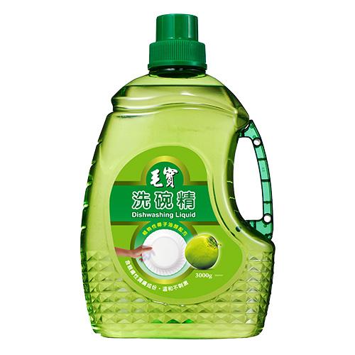 【毛寶】洗碗精-椰子油醇配方3000g