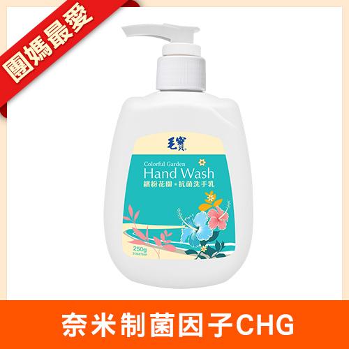 毛寶繽紛花園抗菌洗手乳250g