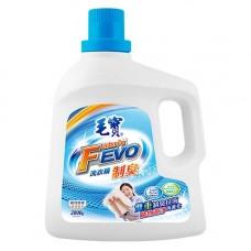 【毛寶】FEVO制臭洗衣精2800g-效期到2020/04