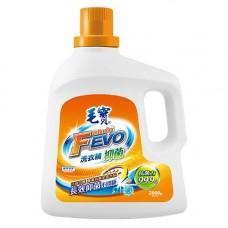 【毛寶】FEVO抑菌洗衣精2800g-效期到2020/03