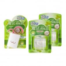 【毛寶兔】魔法香氛盒-除臭系列9ml 清新森林 x1 + 清新森林 補充包 x2