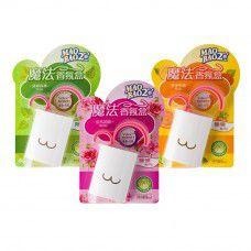 【毛寶兔】魔法香氛盒-除臭系列9ml 清新森林 x1 +  芬芳花園 x1 + 澄淨果露 x1