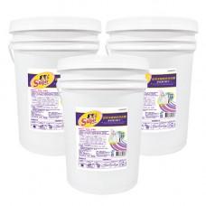 【毛寶S】低泡沫植物皂洗衣精-長效潔白配方 x3