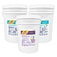 【毛寶S】抗菌防霉洗衣精20Kg x2 + 低泡沫植物皂洗衣精-長效潔白配方20Kg x1