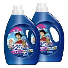 【毛寶】PM2.5除霉防蟎抗菌洗衣精2200g_航海王 x2
