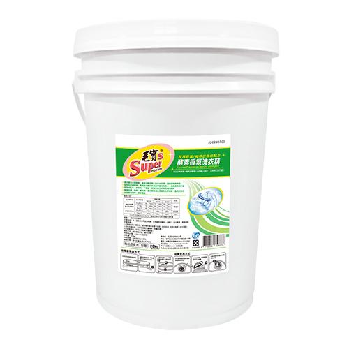【毛寶S】香氛酵素洗衣精20kg
