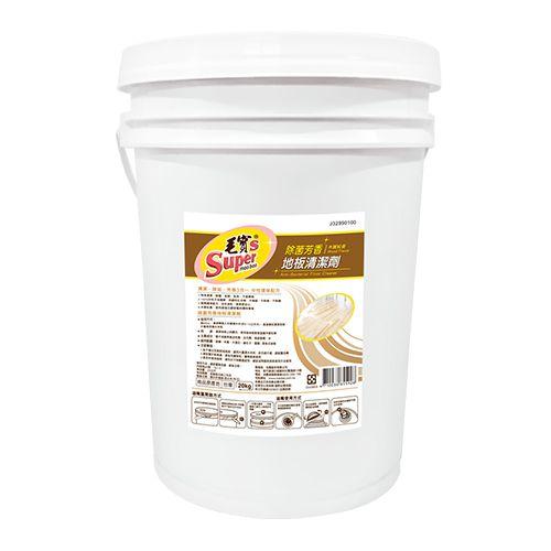 除菌芳香地板清潔劑20kg(木質松香)