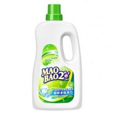 【毛寶兔】超酵素制臭抗菌防霉洗衣精1000g