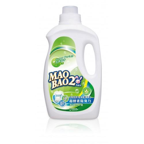 超酵素制臭抗菌防霉洗衣精2000g