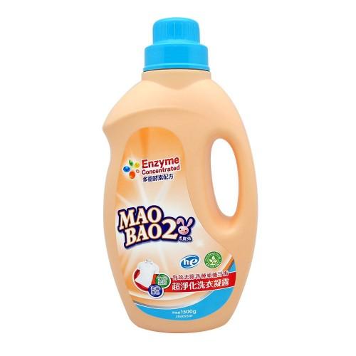 【毛寶兔】超淨化多重酵素洗衣凝露1500g